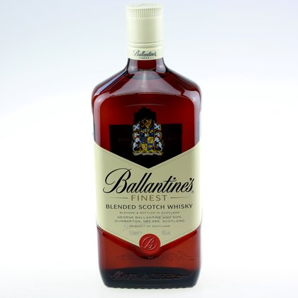 Ballantines Finest Whisky 40% 1 L