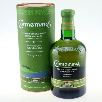Connemara Peated Single Malt Whiskey 40% 0.7 L