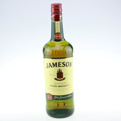 Jameson Irish Whiskey 40% 1 L