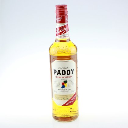 Paddy  Whiskey 40% 0.7 L