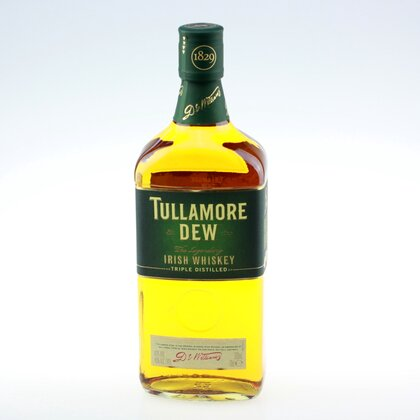 Tullamore Dew Whiskey 40% 0.7 L