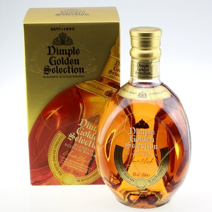 Dimple Golden Selection Blended Scotch Whisky Whisky 40%...