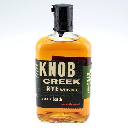 Knob Creek Rye Whiskey 50% 0.7 L