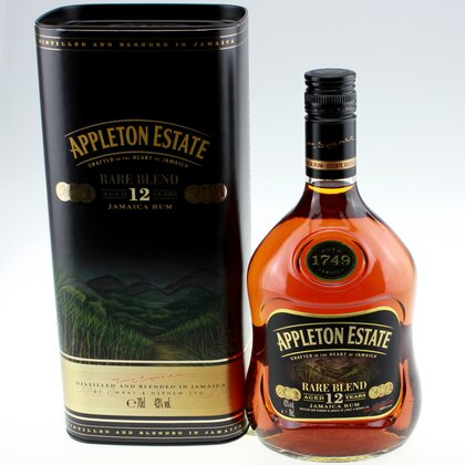 Appleton 12 Years 43% 0,7 L