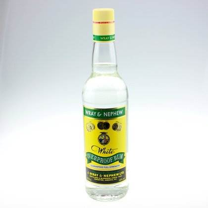 Appleton Wray & Nephews Overproof  63 % 0,7 L