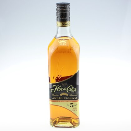 Flor de Cana Gold 5 Years 40% 0,7 L