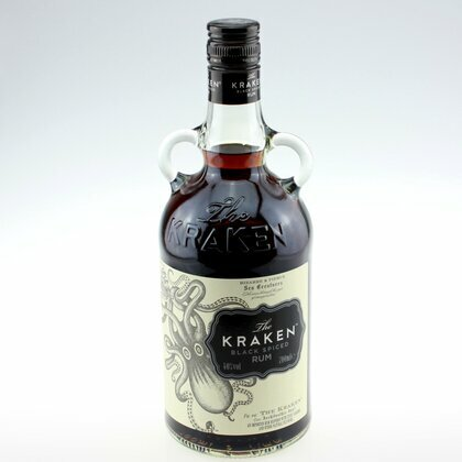 Kraken Black Spiced 40% 0,7 L