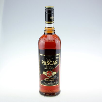 Old Pascas Dark 37,5% 1 L