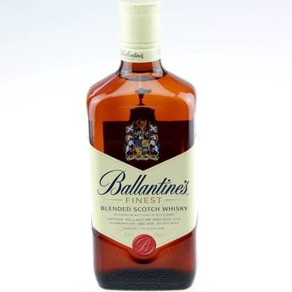 Ballantines Finest Whisky 40% 0.7 L