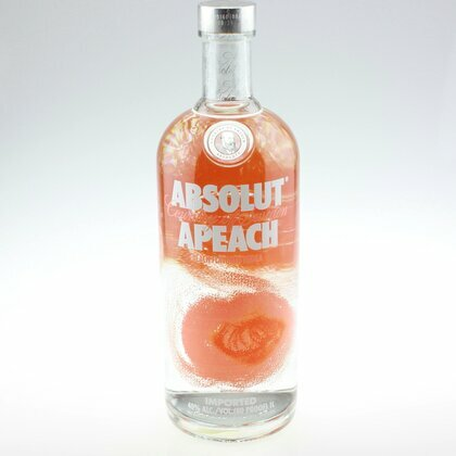 Absolut Apeach 40% 1 L