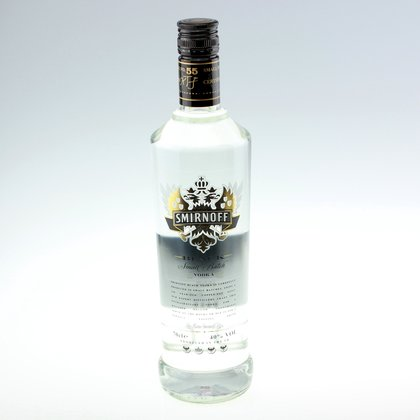Smirnoff Black No. 55 Copper Pot Still 40% 0,7 L