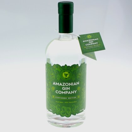 Amazonian Gin Company Small Batch Cantinero Edt. 41% 0,7 L