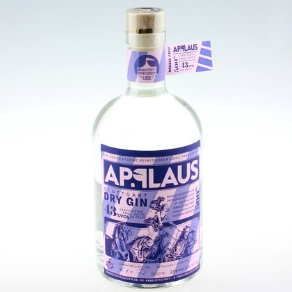 Applaus Dry Gin 43% 0,5 L