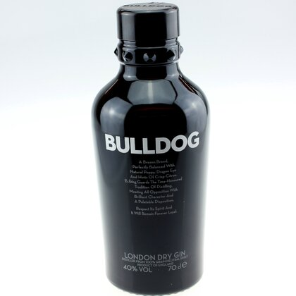 Bulldog London 40% 0,7 L
