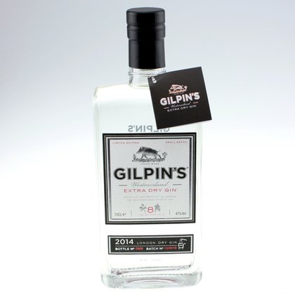 Gilpins Westmoreland Extra Dry 47% 0,7 L