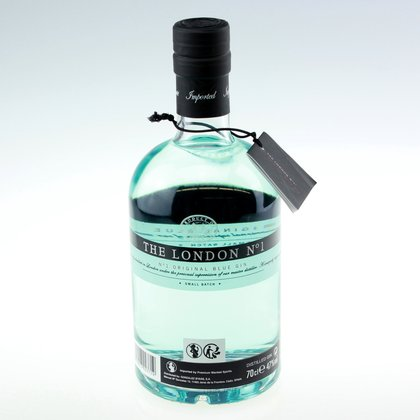 London Blue Gin No. 1, 47% 0,7 L