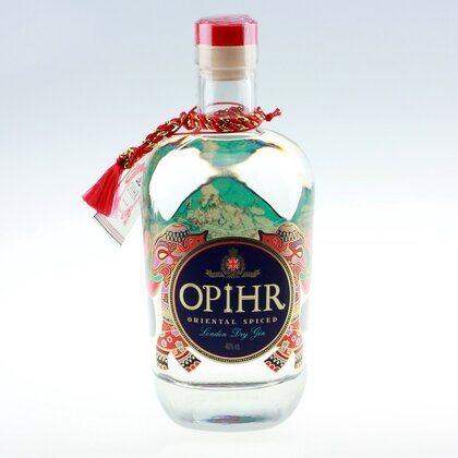Opihr Oriental Spiced London Dry Gin 40% 0,7 L