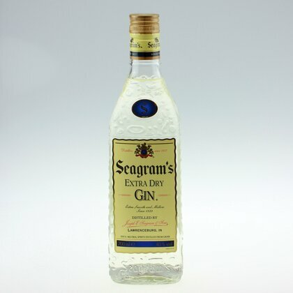 Seagrams Extra Dry Gin 40% 0,7 L