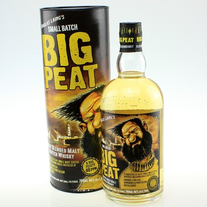 Big Peat  Whisky 46% 0.7 L