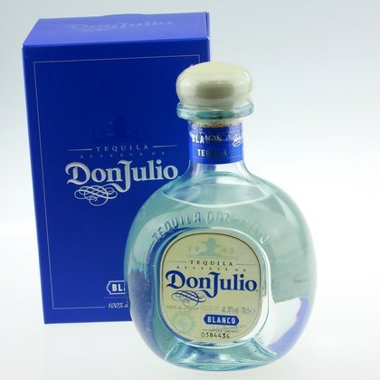 Don Julio Blanco Tequila 100% Agave 38% 0,7 L