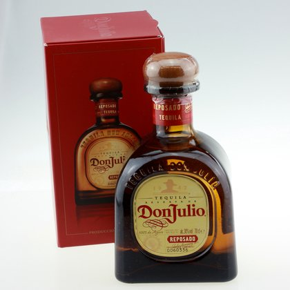 Don Julio Reposado Tequila 100% Agave 38% 0,7 L