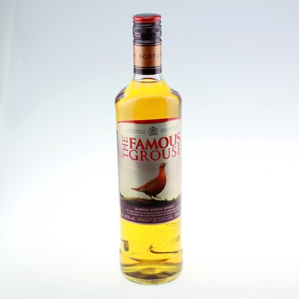 Famous Grouse Whisky 40% 0.7 L