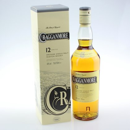 Cragganmore 12 Jahre Whisky 40% 0.7 L
