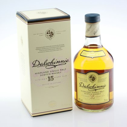 Dalwhinnie 15 Jahre Whisky 43% 0.7 L