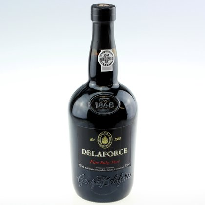 Delaforce Fine Ruby 20% 0,75L