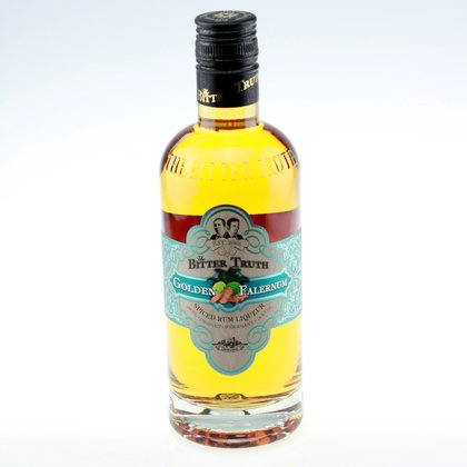 The Bitter Truth Golden Falernum 18% 0,5L