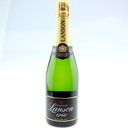 Lanson Black Label Brut 12,5% 0,75L