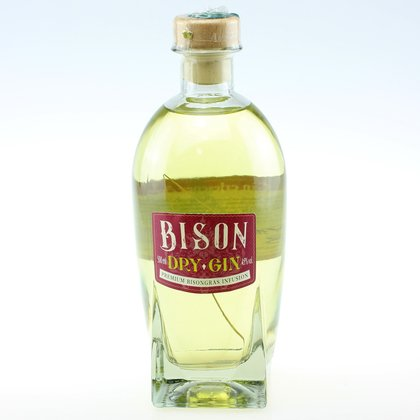 Bison Dry Gin 0,5 L  45 Vol %