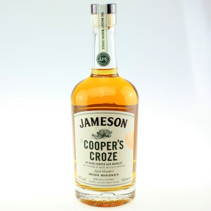 Jameson Irish Coopers Croze Whiskey 43% 0.7 L