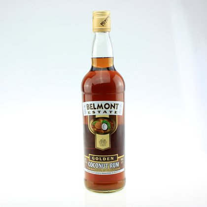 Belmont Estate Golden Coconut Rum 40% 0,7 L