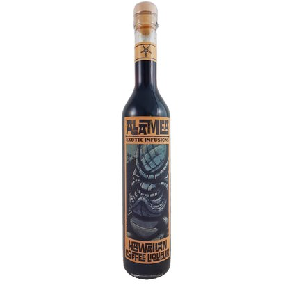 Alamea Hawaiian Coffee Liqueur 25 % 0,5 l