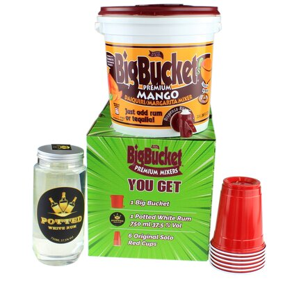 Big Bucket Party Pack Mango