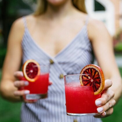 MoM Strawberry Margarita Mixer