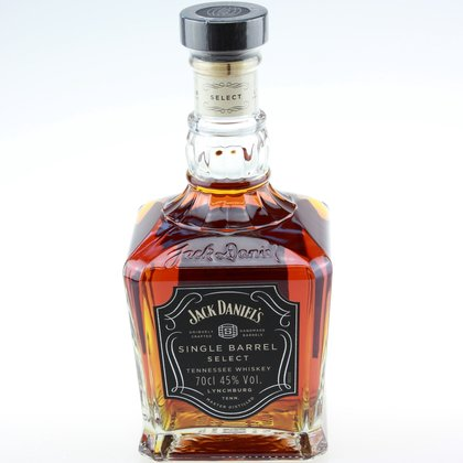 Jack Daniel´s Single Barrel Whiskey 45% 0.7 L