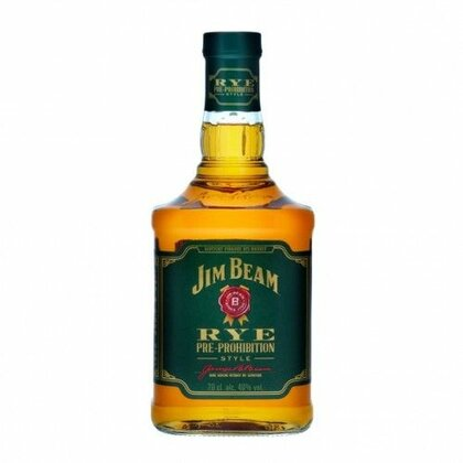 Jim Beam Rye Whiskey 40% 0.7 L