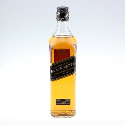 Johnnie Walker Black Label 12 Jahre Whisky 40% 0.7 L