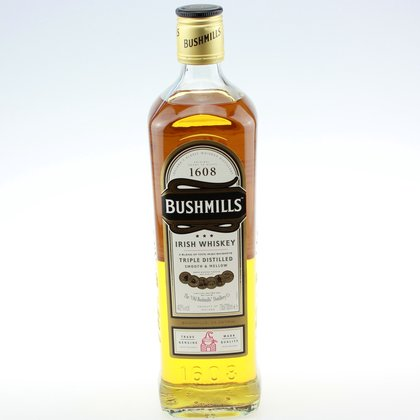 Bushmills The Original Whiskey 40% 0.7 L